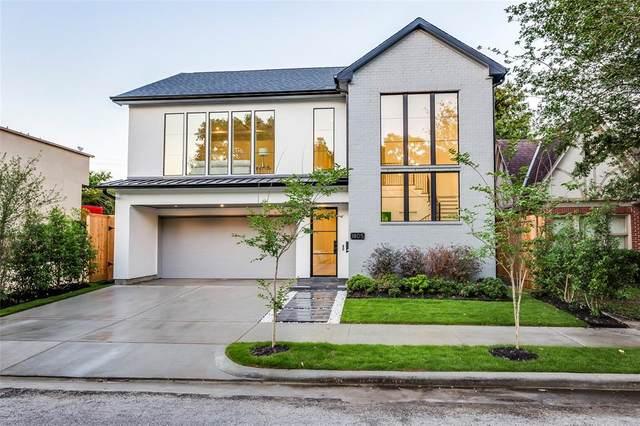 1805 Mcduffie Street, Houston, TX 77019 (MLS #75078488) :: Bay Area Elite Properties