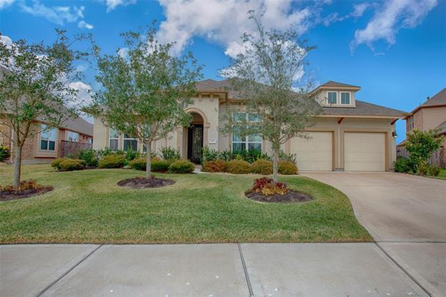 3419 Maple Harvest Lane, Pearland, TX 77584 (MLS #75083738) :: Oscar Fine Properties