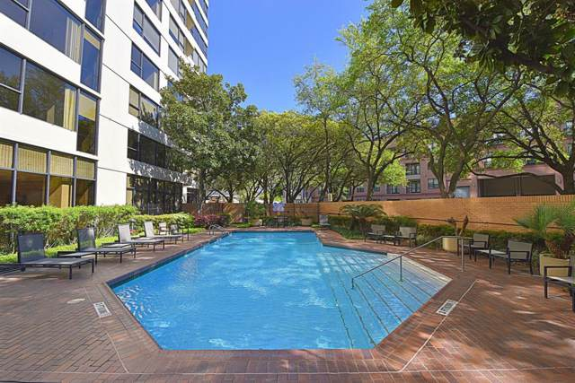15 Greenway Plaza 19A, Houston, TX 77046 (MLS #75089774) :: The Bly Team