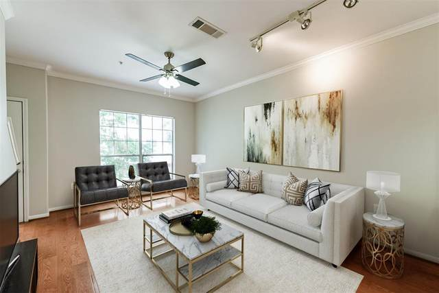 9200 Westheimer Road #1106, Houston, TX 77063 (MLS #75090274) :: My BCS Home Real Estate Group