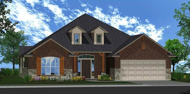 2712 Talsworth Drive, College Station, TX 77845 (MLS #75094160) :: The Queen Team