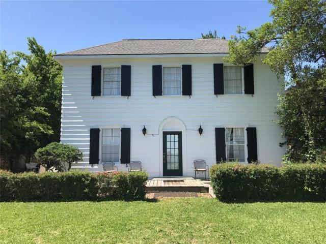 3406 Miramar Drive, Shoreacres, TX 77571 (MLS #75103636) :: Texas Home Shop Realty