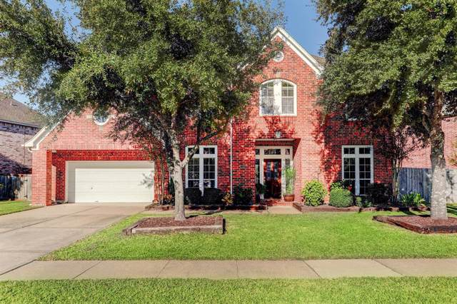 11407 Gladewater Drive, Pearland, TX 77584 (MLS #75106544) :: CORE Realty