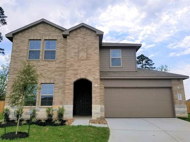 14161 Redwood Forest, Conroe, TX 77384 (MLS #75109714) :: Giorgi Real Estate Group