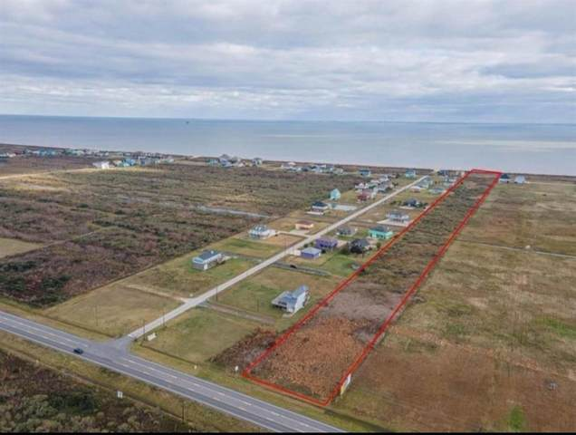 220 State Highway 87, Crystal Beach, TX 77650 (MLS #75110096) :: All Cities USA Realty