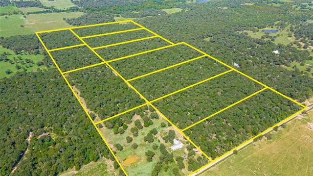 Tract 3 MOL 10 ACRES County Rd 333, Rosebud, TX 76570 (MLS #7511730) :: Connect Realty