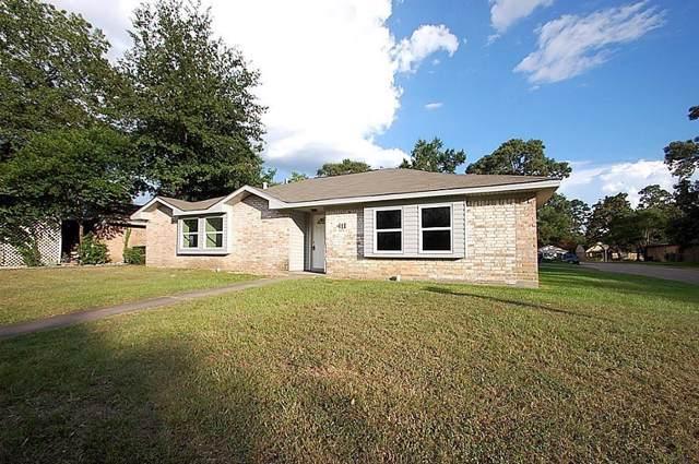411 Jill Street, Conroe, TX 77303 (MLS #75118102) :: Caskey Realty