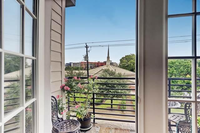 1011 Studemont Street #201, Houston, TX 77007 (MLS #75120851) :: Lerner Realty Solutions