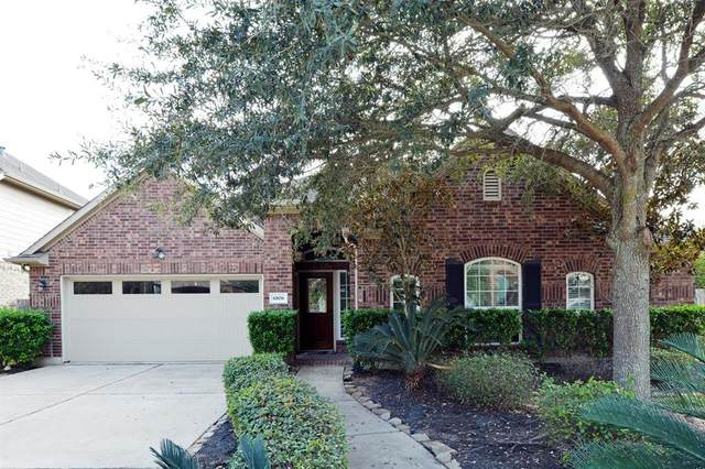 6806 Fitzgerald Court, Sugar Land, TX 77479 (MLS #75121142) :: The Bly Team