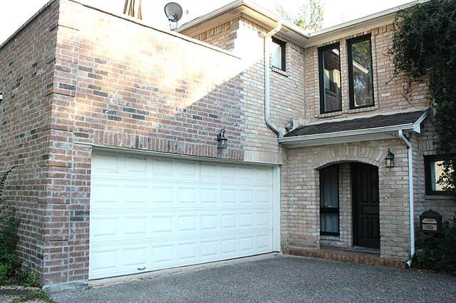 2514 Nantucket Drive C, Houston, TX 77057 (MLS #75121699) :: The SOLD by George Team