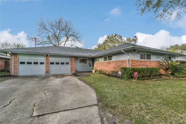 5322 Creekbend Drive, Houston, TX 77096 (MLS #75134397) :: The Home Branch