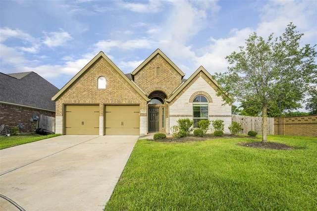 3727 Ashford Bridge Lane, Pearland, TX 77584 (MLS #75146728) :: Green Residential