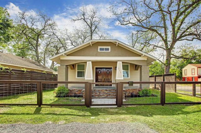 711 Archer Street, Houston, TX 77009 (MLS #75148118) :: Magnolia Realty