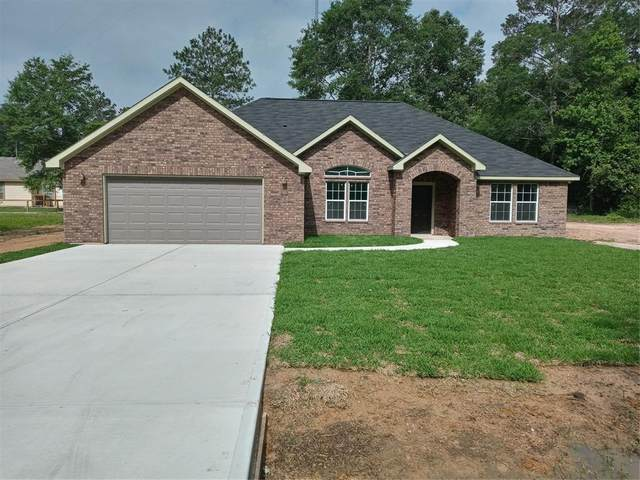 119 County Road 3668, Splendora, TX 77372 (MLS #75160446) :: The SOLD by George Team