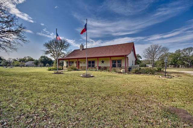 614 Piney Creek Road, Bellville, TX 77418 (MLS #75168461) :: Ellison Real Estate Team