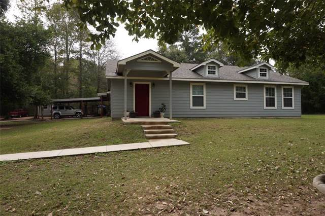271 Forest Lane, Coldspring, TX 77331 (MLS #7518881) :: NewHomePrograms.com LLC