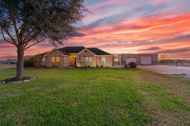 7840 Country Lane, Santa Fe, TX 77517 (MLS #75191668) :: The SOLD by George Team