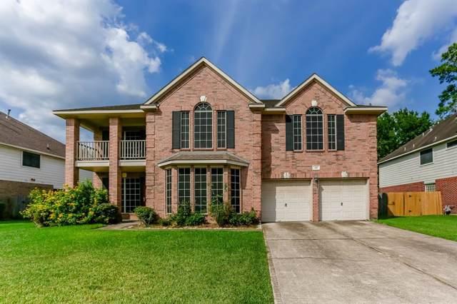 418 Overland Park Drive, Houston, TX 77049 (MLS #75203458) :: The Heyl Group at Keller Williams