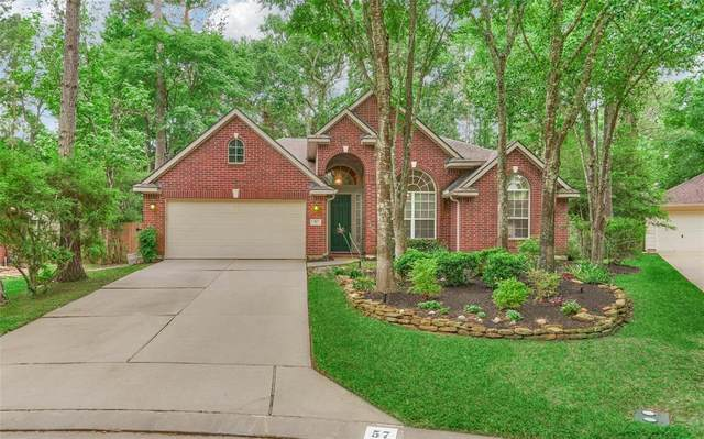 57 Roslyn Bend Court, The Woodlands, TX 77382 (MLS #75205528) :: Michele Harmon Team