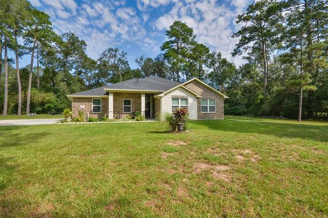 119 Issacks Street, Cleveland, TX 77327 (MLS #7520867) :: All Cities USA Realty