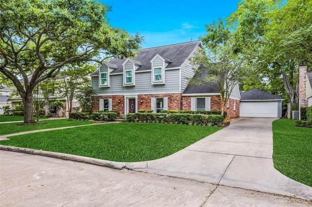 14831 Oak Bend Drive, Houston, TX 77079 (MLS #75210117) :: The SOLD by George Team