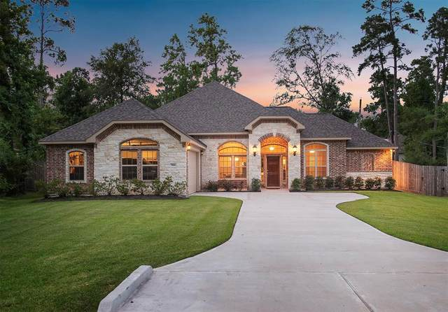 7026 Wedgewood Drive, Magnolia, TX 77354 (MLS #75216049) :: My BCS Home Real Estate Group