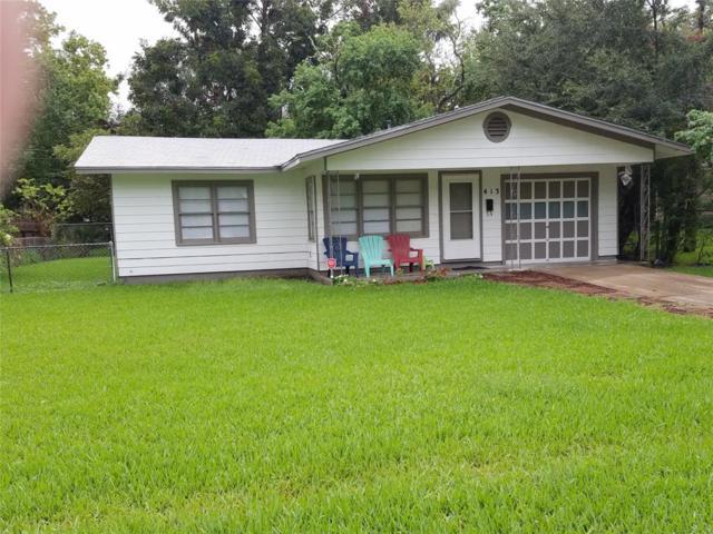 413 Robbie Street, La Marque, TX 77568 (MLS #75221349) :: Texas Home Shop Realty