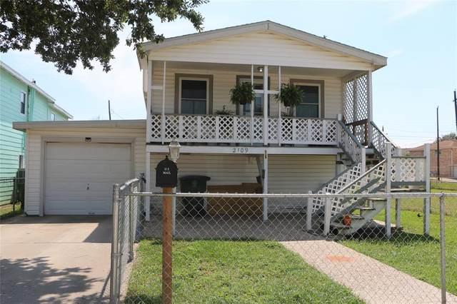 2109 Victory Street, Galveston, TX 77551 (MLS #75234124) :: The Sansone Group