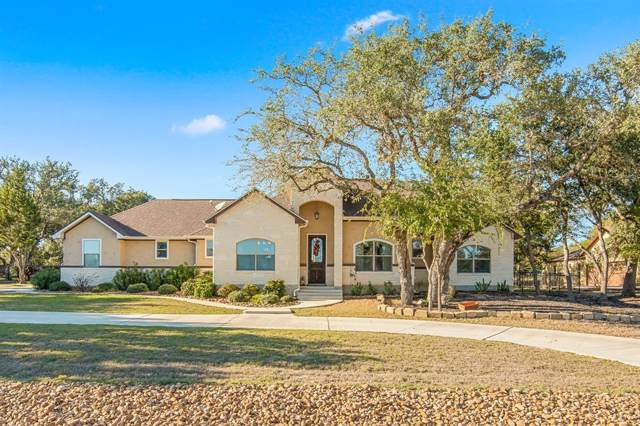 2669 Red Bud Way Way, New Braunfels, TX 78132 (MLS #75242767) :: The SOLD by George Team