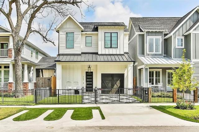 217 W 10th Street, Houston, TX 77008 (MLS #75244069) :: Ellison Real Estate Team