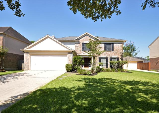 121 Bayou Bend Drive, League City, TX 77573 (MLS #75244183) :: The Bly Team
