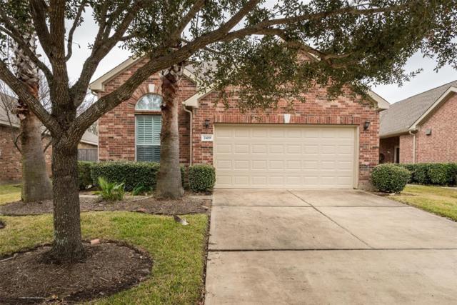 2419 Alamanni Drive, Pearland, TX 77581 (MLS #7525764) :: The Kevin Allen Jones Home Team