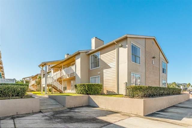 3506 Cove View Boulevard #1616, Galveston, TX 77554 (MLS #75260827) :: Homemax Properties