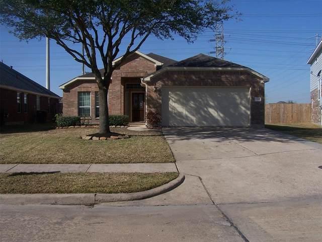 2205 Zavalla Drive, Deer Park, TX 77536 (MLS #75263994) :: The SOLD by George Team