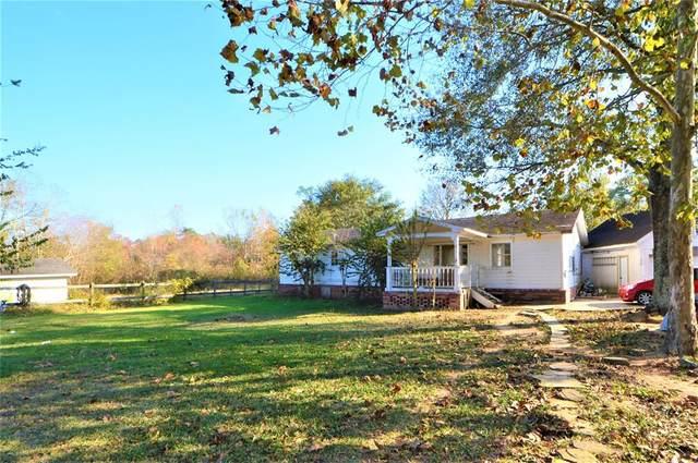 11596 Browder Traylor Road, Conroe, TX 77303 (MLS #75274383) :: Caskey Realty