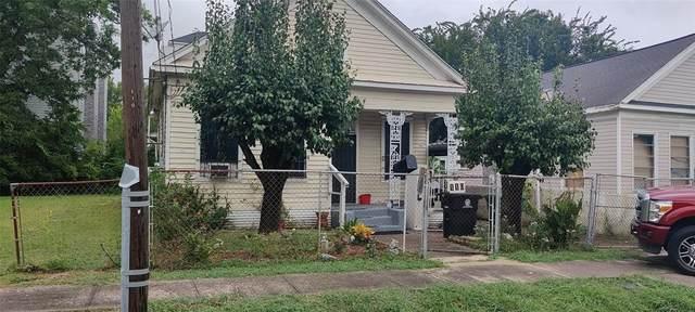 110 Delano Street, Houston, TX 77003 (MLS #75275717) :: The Home Branch