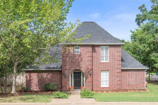 1805 Amber Ridge Drive, College Station, TX 77845 (MLS #75278902) :: Fairwater Westmont Real Estate