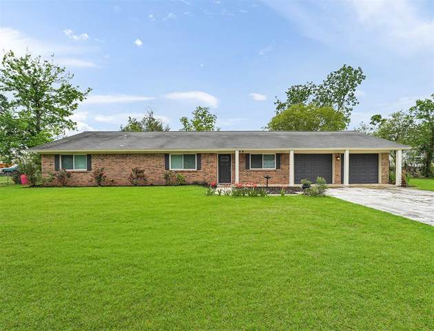 395 County Road 296A, Alvin, TX 77511 (MLS #75288510) :: Area Pro Group Real Estate, LLC