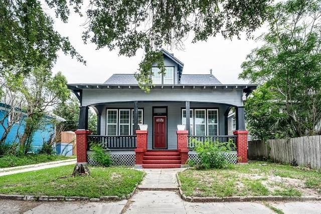 2112 33rd Street, Galveston, TX 77550 (MLS #75296793) :: Rachel Lee Realtor