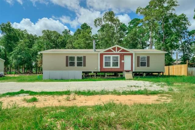 15158 Schank Road, Conroe, TX 77306 (MLS #75303104) :: Caskey Realty