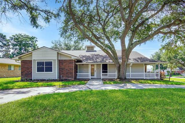 9818 Twin Shores Drive, Willis, TX 77318 (MLS #75305230) :: The Home Branch