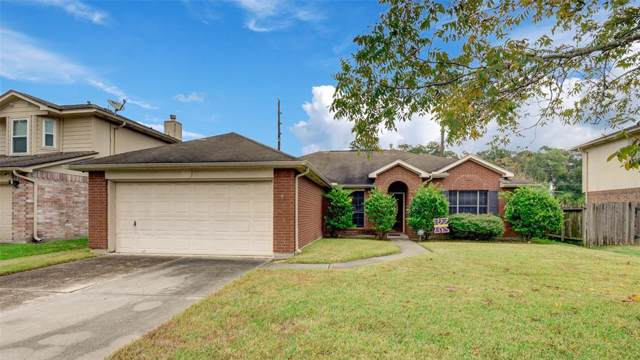 21802 Long Castle Drive, Spring, TX 77388 (MLS #75306958) :: Texas Home Shop Realty
