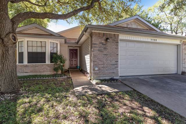 1100 Chinaberry Drive, Bryan, TX 77803 (MLS #75310891) :: Texas Home Shop Realty