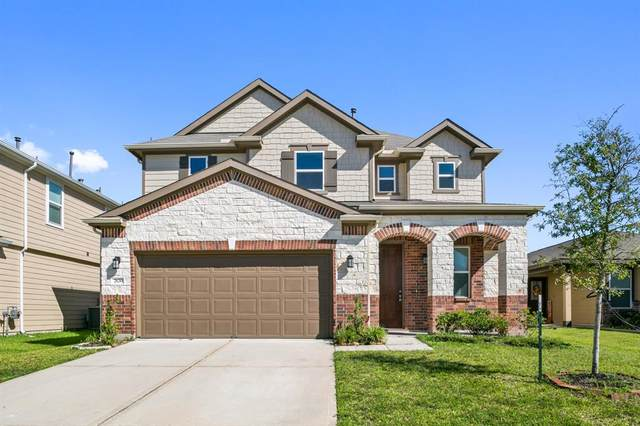 2630 Oakwood Bluff Trail, Houston, TX 77038 (MLS #75313108) :: Bray Real Estate Group