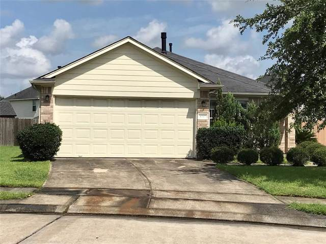 8707 Doskocil Drive, Houston, TX 77044 (MLS #75321893) :: The Heyl Group at Keller Williams