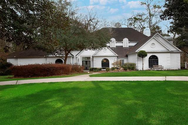 71 S Longspur Drive, The Woodlands, TX 77380 (MLS #75329589) :: The Parodi Team at Realty Associates
