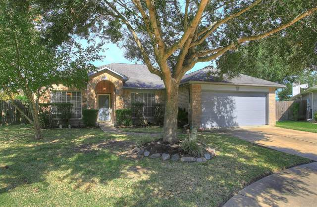3502 Stonegate Circle, Pearland, TX 77584 (MLS #75343633) :: The SOLD by George Team