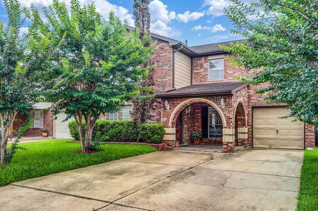 12731 Golden Brook, Houston, TX 77085 (MLS #75347480) :: The SOLD by George Team