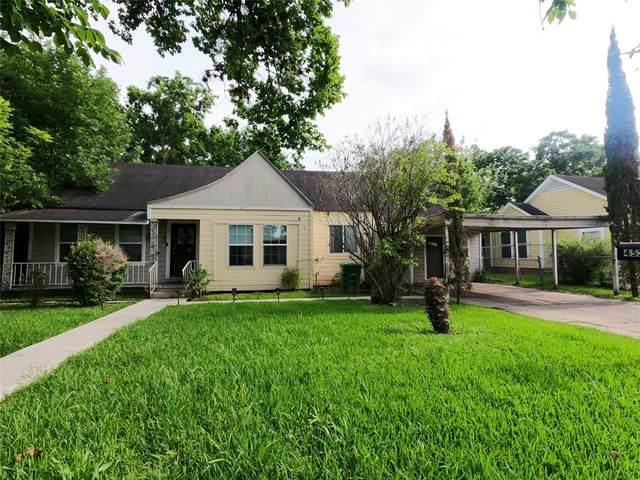 4524 Willowbrook Boulevard, Houston, TX 77021 (MLS #75352256) :: Green Residential