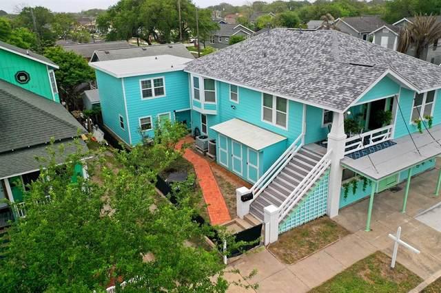 4902 Avenue Q, Galveston, TX 77551 (#75355311) :: ORO Realty